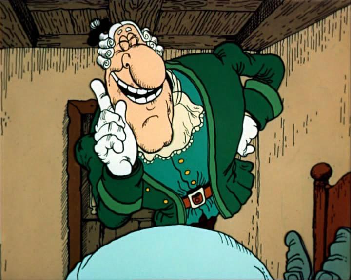 Хороший юрист по недвижимости, картинка из мультфильма остров сокровищ (2)