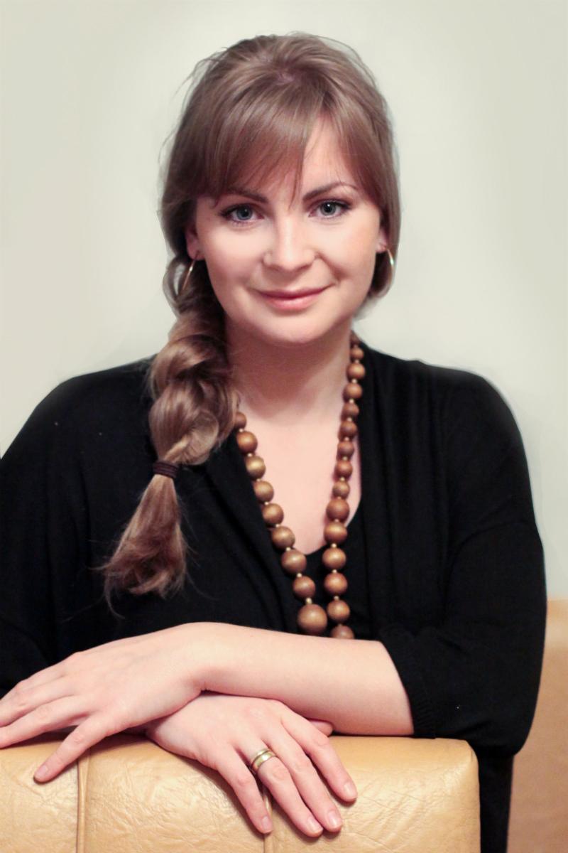 команда компании Мария Бусарова